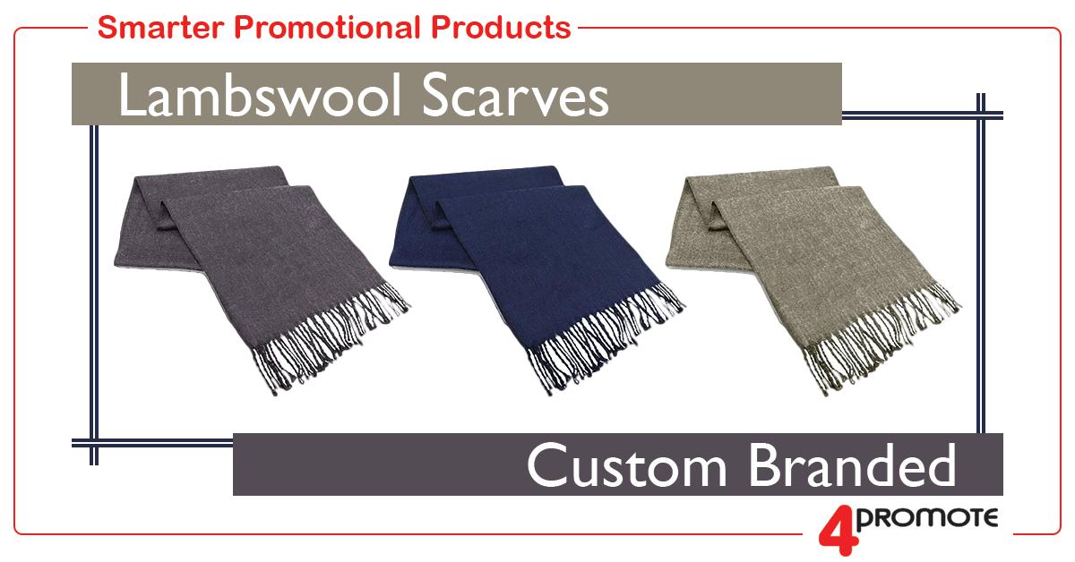 Custom Branded Scarves