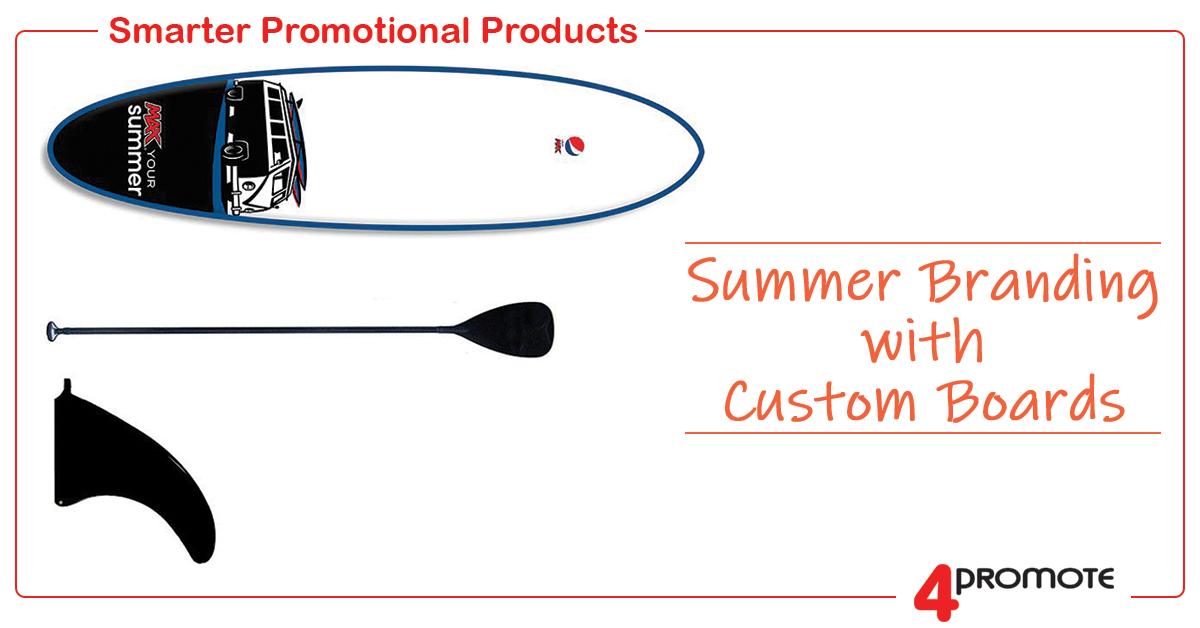 Custom Branded - Custom Boards
