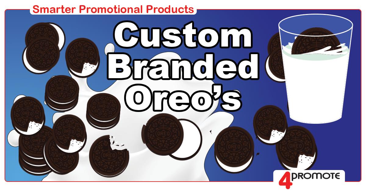 Oreo's - Custom Branded
