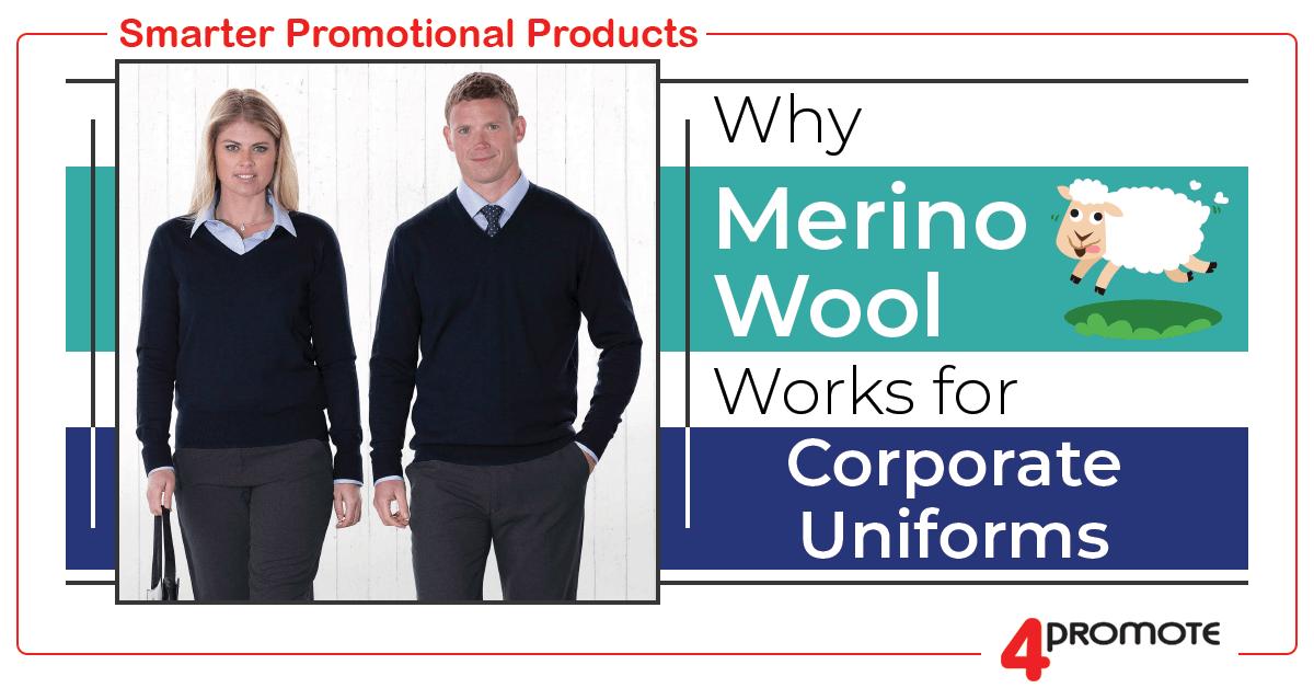 Merino Wool for Corporate Uniforms