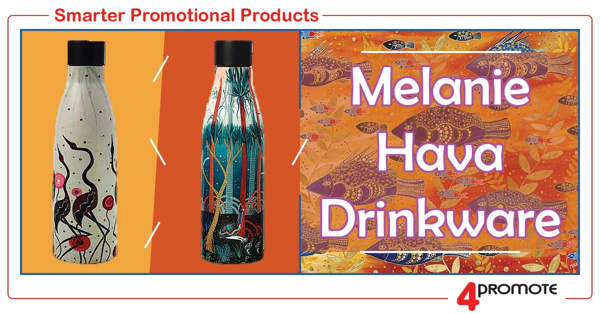 Custom brranded - Melanie Hava Drinkware