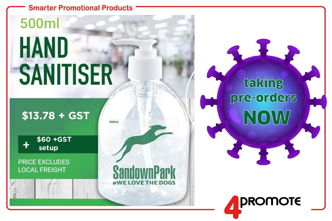 Hand Sanitiser - 500ml