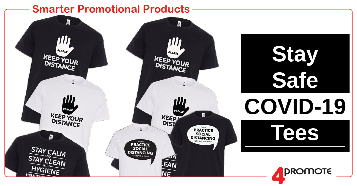 Stay Safe Covid-19 Tees