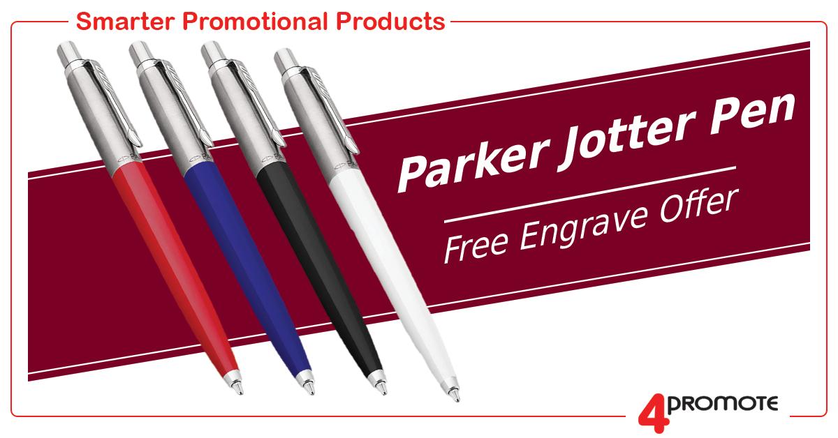 Custom Branded Parker Jotter Pen