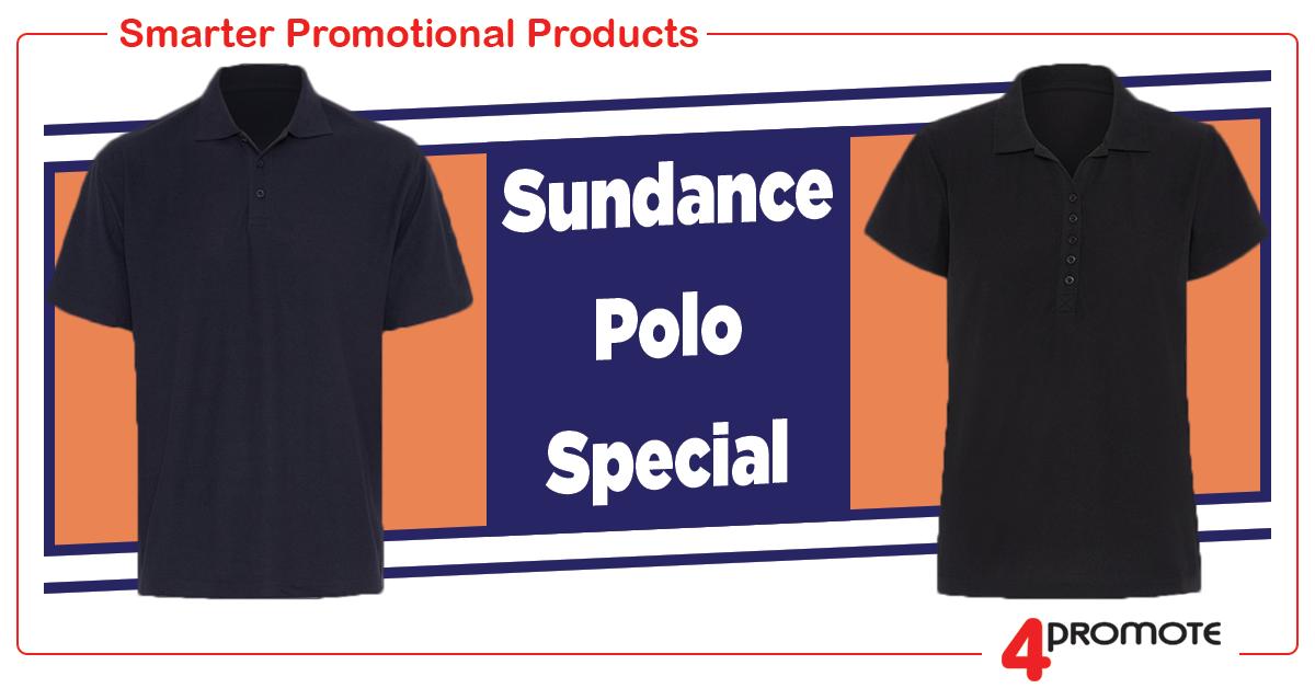 Custom Branded Sundance Polo
